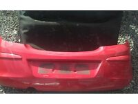 Vauxhall Corsa D Rear Bumper
