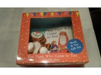 THE TIGER WHO CAME TO TEA GIFT SET BY JUDITH KERR