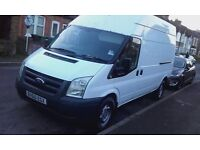 Quick sale ford transit van in good condition 07473393913