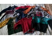 Large Bundle of Boys Clothes age 2 to 4 years
