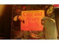A practical cage & Aviary Birds book