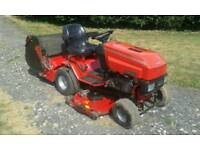 """Westwood T1800 Ride on Mower 18HP V Twin Briggs and Stratton 48"""" Cut"""