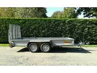 Bateson 12x6 general duty 2.6 tonne plant trailer