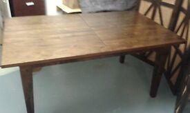 Dining Room Table. Laura Ashley. Garratt Range. Dark Chestnut. Catalogue Price £900.00. Bargain.