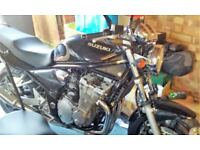 2001 Suzuki Bandit 600cc FOR SALE