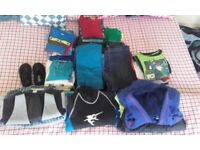 Boys bundle of clothes 4-5 years