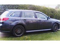 Subaru legacy s boxer diesel