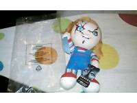 Chucky plush toy