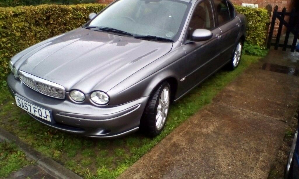 57 plate jaguar x type 2.0 sport. Immaculate condition, full main dealer history