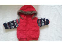 Baby 6-9 winter jacket