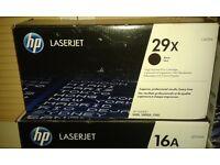 Hp Laserjet 29× Black High volume Cartridge