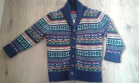 Joules Cardigan age 8