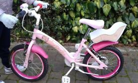 """Bicycle 14"""" wheels"""