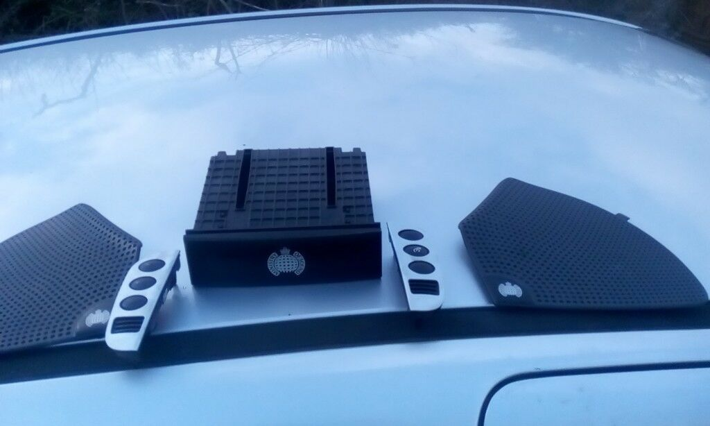 Citroen C2 Ministry of sound interior parts