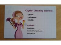 '' Crystal Cleaning Services''