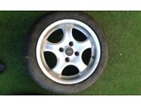 Ford Fiesta Wheels 15 Inch individually 2 available in West London Area