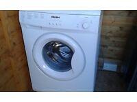Bush washing machine A126Q white