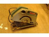 Black and Decker Circular hand held electric saw