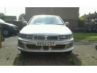 Mitsubishi Galant 2.0L only 88606 miles on the clock £1400ono must go