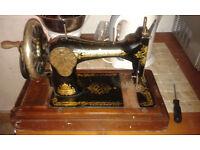 Singer Sewing machine! VINTAGE Serial no.V660148