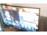 "Bush smart tv 43"""