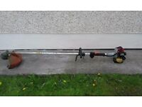 Warrior brush cutter and accessories