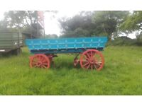 Veg cart, flat base, horse carting, wagonette