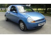 2003 ford ka collection 12 months mot full service history