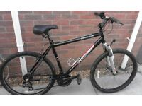 Gents Apollo XC26S Aluminium Hardtail Frame Mountain Bike Bicycle