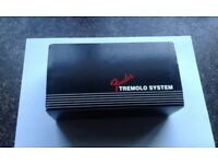 Genuine Fender Tremelo System - New Unused. Open to offers or Swap for distortion pedal