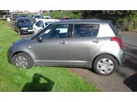 COLOUR FUSSY DAUGHTERS CAR FOR SALE Iight grey metallic