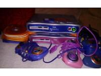 Vtech vsmile pro 3d learning system bundle