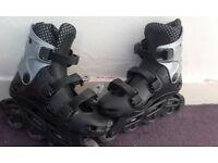 inline roller blades