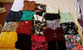 Large 18 piece plus size bundle clothing size 20