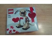 Lego Valentine's Dog - 40201