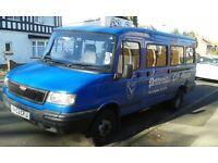 17 str LDV Mini bus, one owner from new; 5 months MOT