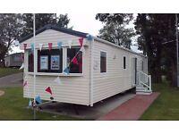Cheap Caravan for sale at Steon Sands.