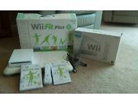 Wii fit plus with ballance board