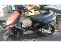 baotian bt49 qt-9f Moped