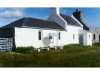 Delightful 1 bedroomed seaside cottage in the North of Shetland/Pictures sent on request