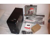 TRUST i5 gaming pc WITH EVERYTHING & NEW IN BOX - 8 GB RAM, 1 TB HDD, MID LEVEL GRAPHICS CARD