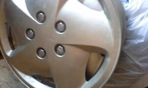 hubcaps 15 and 16