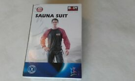 Sauna Suit by Body Sculpture - One Size Fits All - unused present