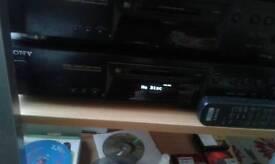 Sony minidisc player & recorder full size.
