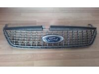 Ford mondeo titanium 2007-2014 front grill chrome