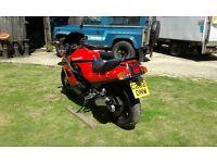 motor bike Kawasaki 1000 rx
