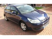 citroen C4 1.6 2008 103k miles fsh 1150 pounds