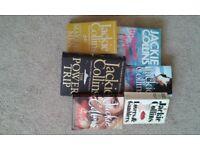 Jackie Collins books