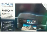 Epson PX800FW printer with Wi-Fi