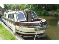 1987 27ft GRP Cruiser boat
